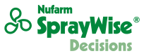 Spraywise Decisions